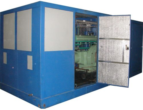 Для наших постоянных партнеров из Казахстана отгружены компрессорные станции МКС